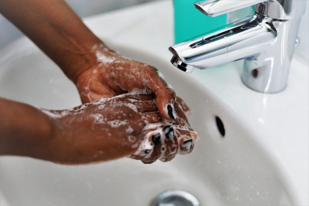 Covid Hygiene Afrika