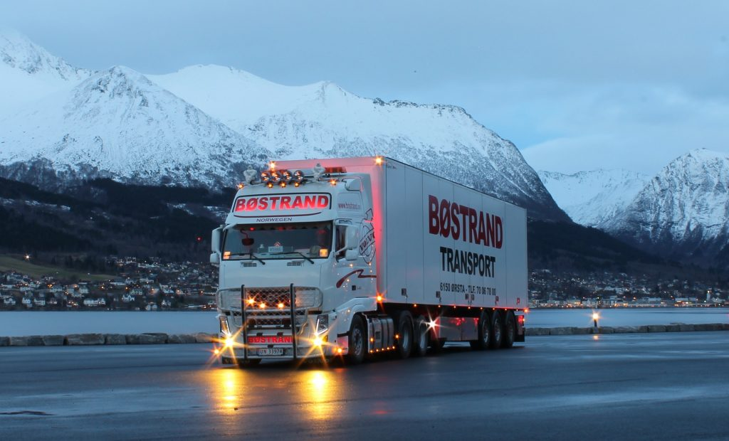 Elektro Lastwagen Schweiz